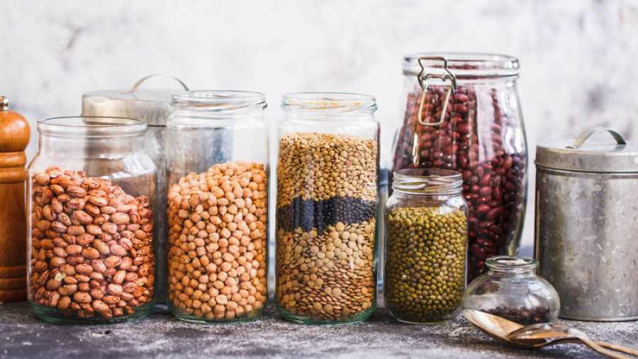 Legumbres: razones para incorporarla en la dieta?